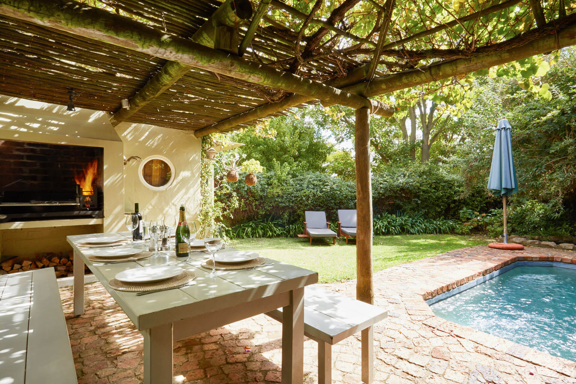 The Bolt Hole - Self-Catering Accommodation In Franschhoek