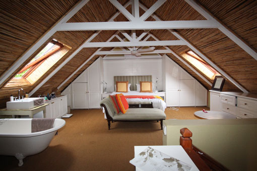 Your Home From Home In Franschhoek - The Bolt Hole Main Bedroom