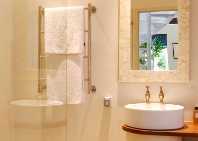 The Guest Bathroom - The Map Room Franschhoek