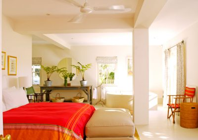 Your Franschhoek Holiday Home - Main Bedroom