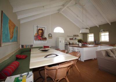The Dining Table - Aloe Corner Franschhoek Accommodation
