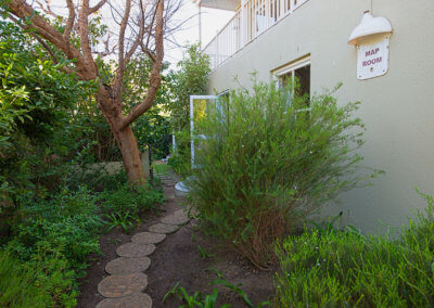 The Entrance And Front Garden - Welcome To Your Holiday Home
