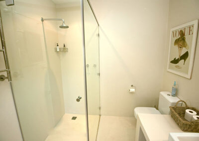 The Main Bathroom Shower